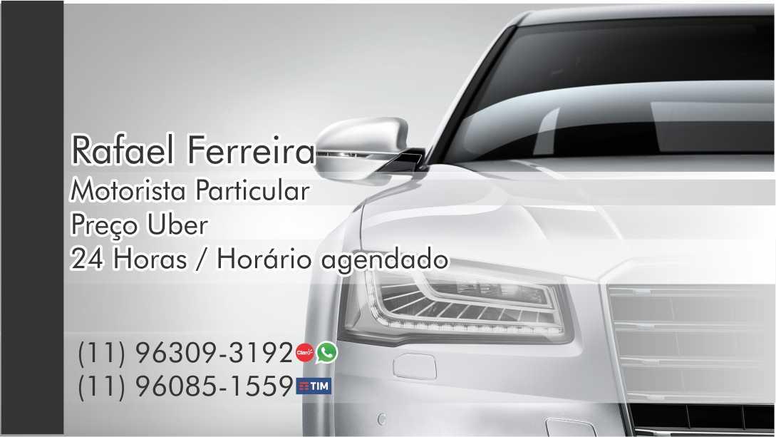 cartão de visita motorista wl tecnologia empresa de marketing