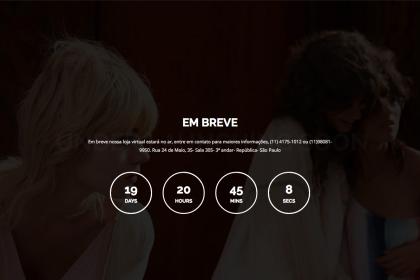 Desenvolvimento do Site- RB Store