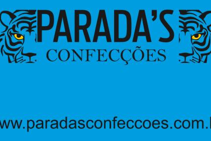 Comunicação Visual- Paradas Confecções