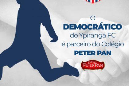 Design Gráfico - Democrático do Ypiranga F.C