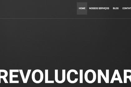 Desenvolvimento do Site- WL Produtora