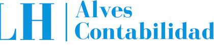 Criação de logo, Hospedagem de Site, E-mail Profissional e Registro de domínio- LH Alves Contabilidade
