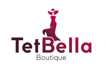 Criação de logo- Tet Bella Boutique