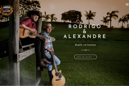 Desenvolvimento de Sites e Registro de domínio- Rodrigo e Alexandre