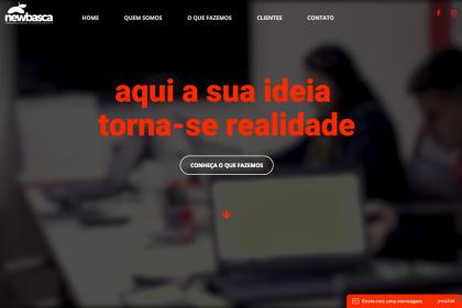 Desenvolvimento de Site, Certificado SSL e Hospedagem - New Basca