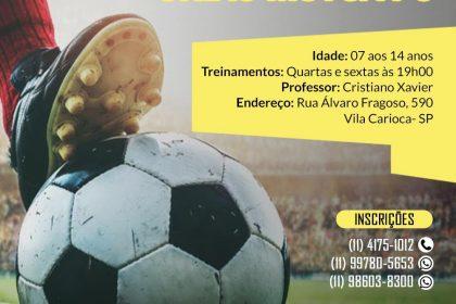 Design Gráfico - União Mútua FC