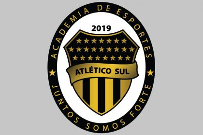 Criação de logo - Atlético Sul