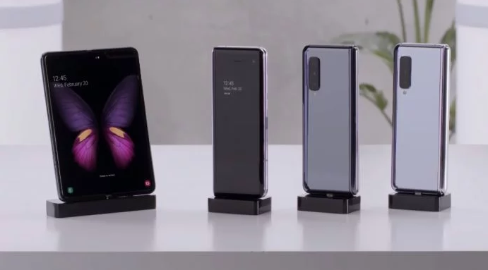 Celular dobrável Samsung Galaxy Fold passa por homologação da Anatel
