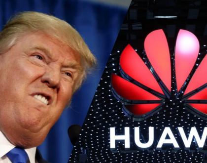 O futuro complicado da Huawei na lista negra dos EUA