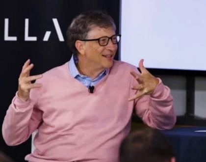 Bill Gates diz que derrota da Microsoft para o Android é seu maior erro