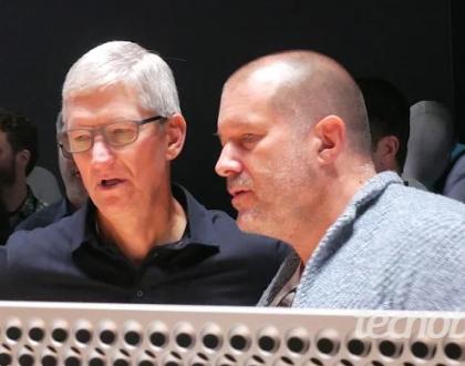 Jony Ive teria saído da Apple porque Tim Cook não estava interessado em design