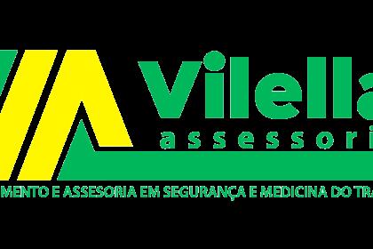 Design Gráfico - Criação de logotipo Vilella Assessoria